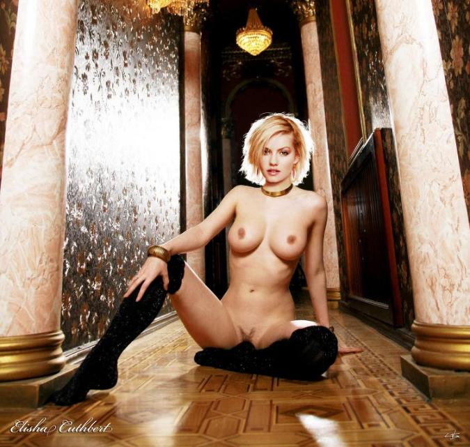 fake elish cuthbert nude pictures