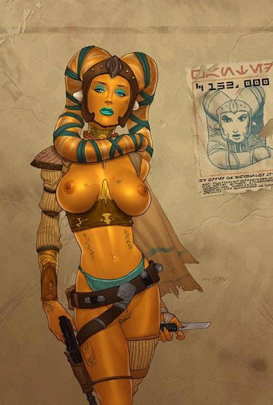 Pity, Star wars girl nude